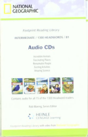Footprint Reading Library 1300 - Audio Cd (x1)