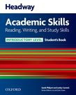 Headway Academic Skills Introductory Reading, Writing, And Study Skills Student's Book With Oxford Online Skills