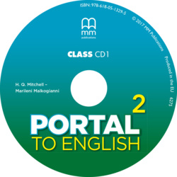 Portal To English 2 Class Cd