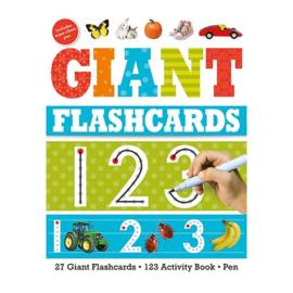 Giant Flashcards – 123