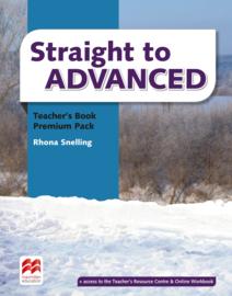 Straight to Advanced Teacher's Book Premium Pack