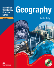 Macmillan Vocabulary Practice Series - Science Geography Practice Book & CD-ROM Pack with Key