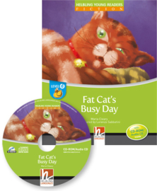 Fat Cat's Busy Day