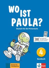 Wo ist Paula? 4 Studentenboek