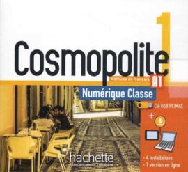 Cosmopolite 1 A1 - Numérique classe