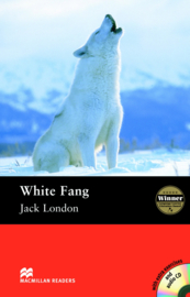 White Fang Reader with Audio CD