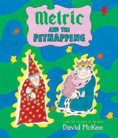 Melric and the Petnapping (David McKee) Paperback / softback