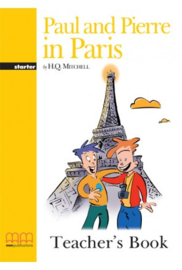 Paul And Pierre In Paris - Activity Book (v.2)
