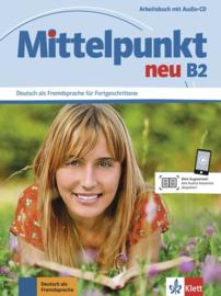 Mittelpunkt neu B2 Werkboek met Audio-CD