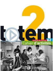 Totem 2 A2 - Cahier d'activités