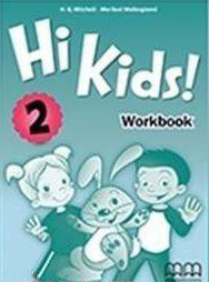 Hi Kids 2 W.b. British Edition