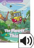 Oxford Read And Imagine Level 4 The Flower Thief Audio