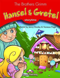 Hansel & Gretel Pupil's Book With Cross-platform Application