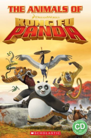 The Animals of Kung Fu Panda (Starter Level)