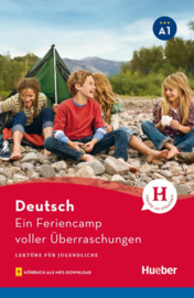 Ein Feriencamp voller Überraschungen Lektüre met Audios online