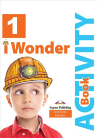 I-wonder 1 Activity Book (with Digibooks App.) (international)