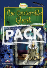 The Canterville Ghost Set (with Audio Cd's & Dvd Pal/ntsc) & Cross-platform Application