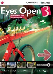 Eyes Open Level3 Student's Book with Online Workbook and Online Practice