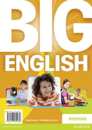 Big English Level 1 Posterpack all levels