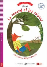 Le Renard Et Le Raisin + Downloadable Multimedia