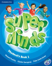 Super Minds Level1 Student's Book with DVD-ROM