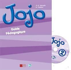 Jojo 2 Teacher's Guide + Audio CD
