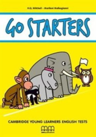 Go Starters Class Cd Revised 2018