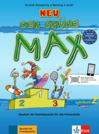 Der grüne Max NEU 2 Lehrbuch