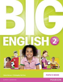 Big English Level 2 Leerlingenboek (Pupil's Book)