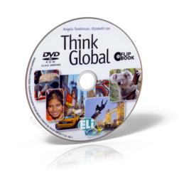 Think Global Class Digital Book - Dvd