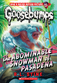 Classic Goosebumps #27: The Abominable Snowman of Pasadena