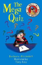 The Mega Quiz (No. 1 Boy Detective) (Barbara Mitchelhill) Paperback / softback