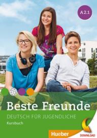 Beste Freunde A2/1 – Interactief Digitaal Studentenboek