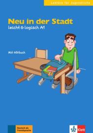 Neu in der Stadt Buch met Audio-CD