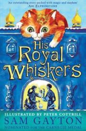 His Royal Whiskers (Sam Gayton) Paperback / softback