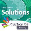Solutions Elementary Online Practice