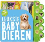 Leukste babydieren, geluidboek met 10 geluiden (Hardback)
