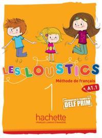Les Loustics 1 A1.1 - Livre de l'élève