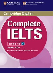 Complete IELTS Bands5-6.5B2 Class Audio CDs (2)