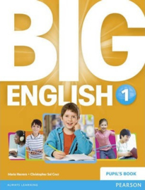 Big English Level 1 Leerlingenboek (Pupil's Book)