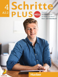 Schritte plus Neu 4 Interactief Digitaal Studentenboek en Werkboek