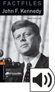 Oxford Bookworms Library Stage 2 John F. Kennedy Audio