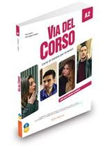 Via del Corso A2 SB + WB + Audio CD (x2) + DVD