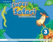 Super Safari British English Level3 Teacher's Book