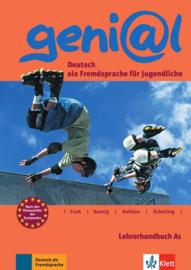 geni@l A1 Lerarenboek