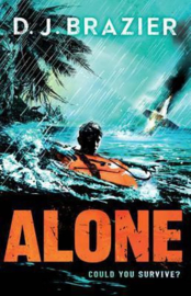 Alone (D J Brazier) Paperback / softback