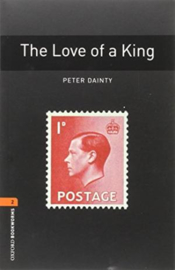 Oxford Bookworms Library Level 2 The Love Of A King Audio Pack