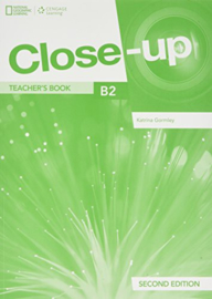 Close-up Second Ed B2 Teacher's Book + Online Teacher Zone