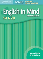 English in Mind Second edition Levels2Aand2B Combo Testmaker CD-ROM and Audio CD