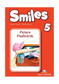Smiles 5 Picture Flashcards International